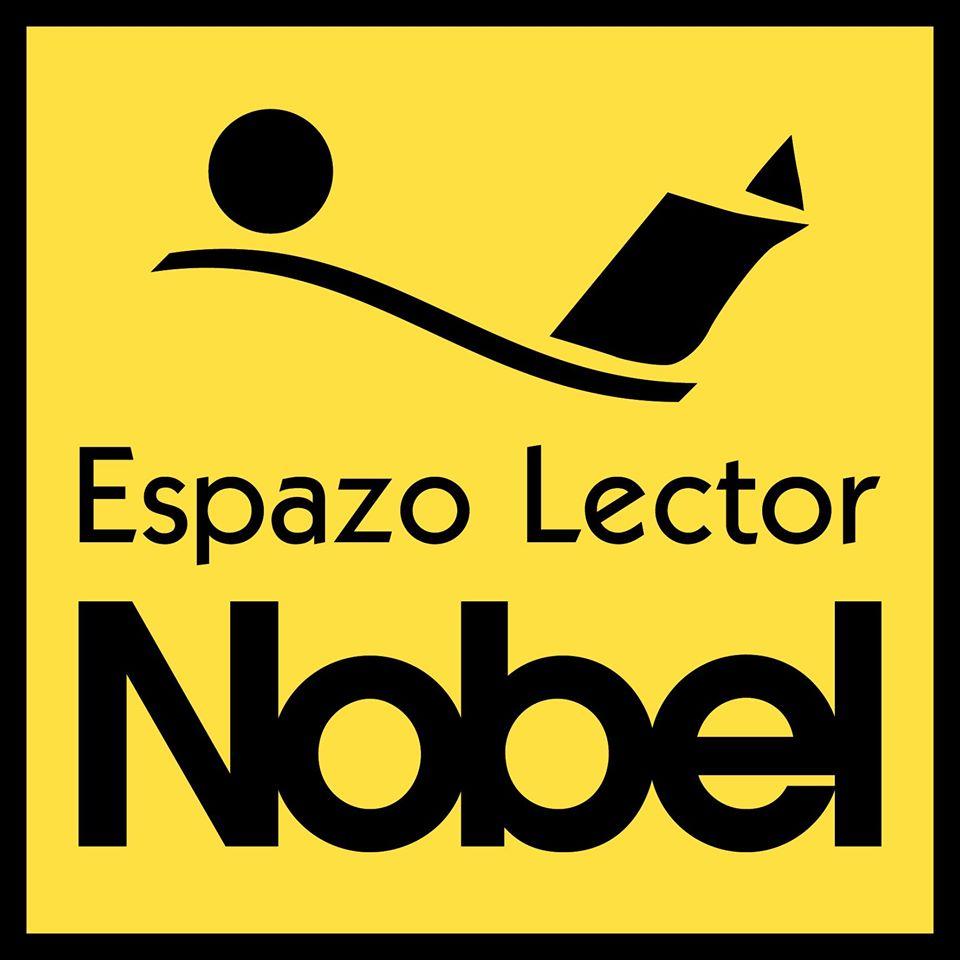 Logotipo Espazo Lector Nobel