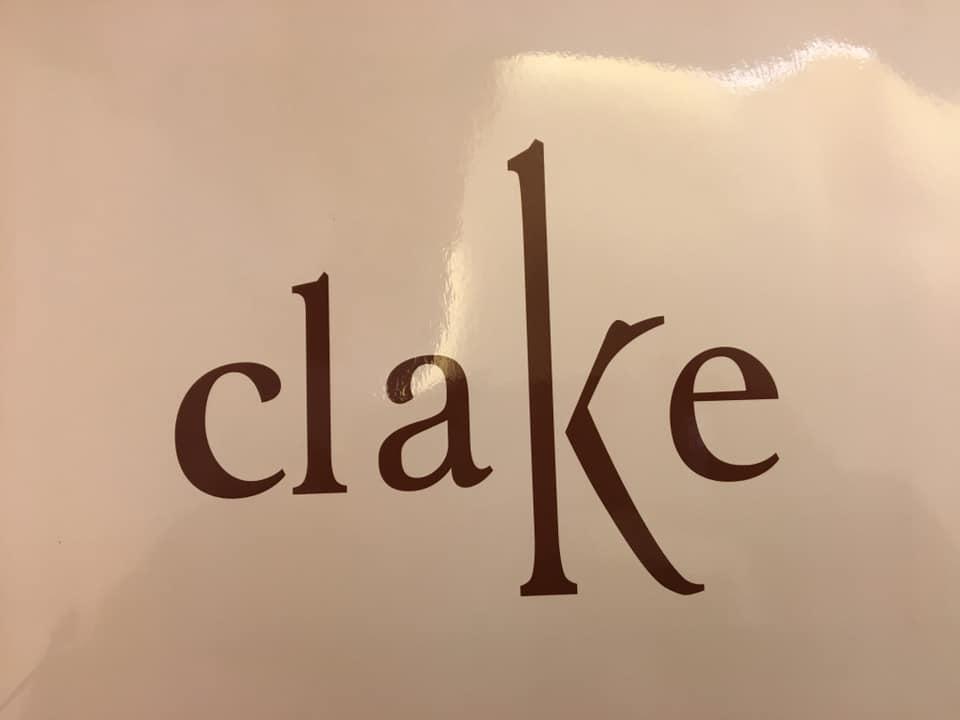Logotipo Claké Zapatería