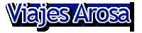 Logotipo Viajes Arosa