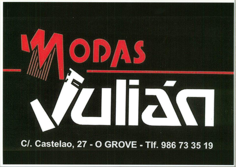 Logotipo Julian Modas