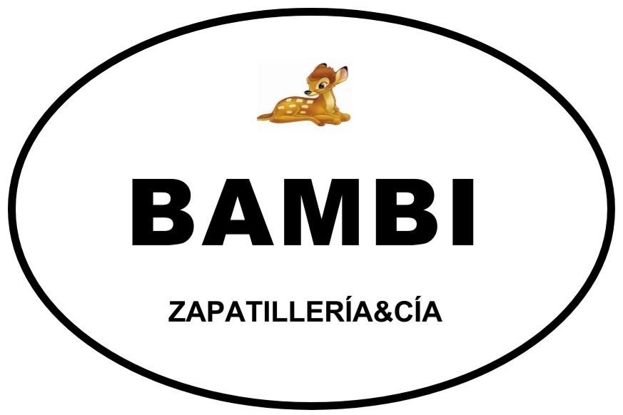 Logotipo Bambi Zapatería Infantil