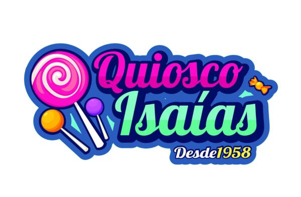Logotipo Quiosco Isaías