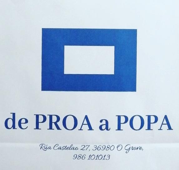 Logotipo Viento en Popa